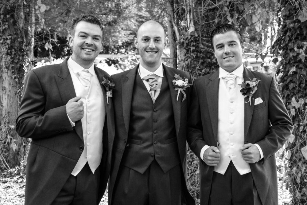 Tern Hill Hall Wedding – Charlie & Ed