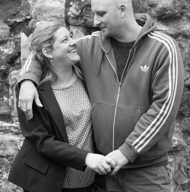 Lilleshall Engagement Session
