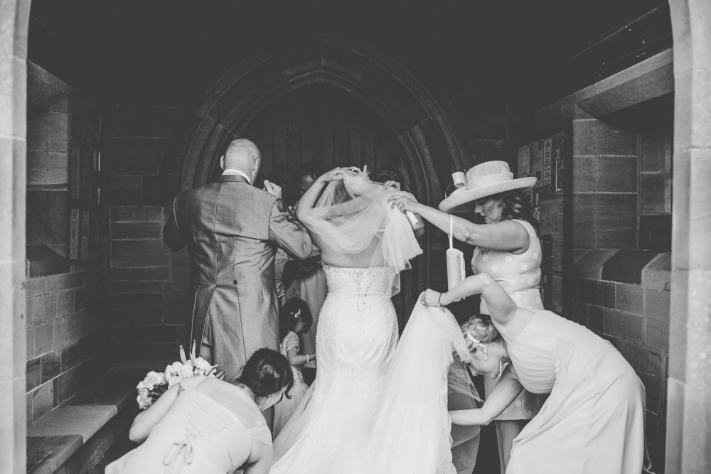 Wedding Photography in Telford - 350