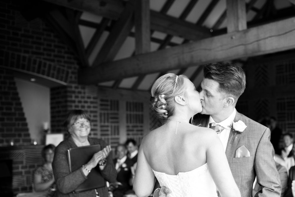 Goldstone Hall Wedding - 1