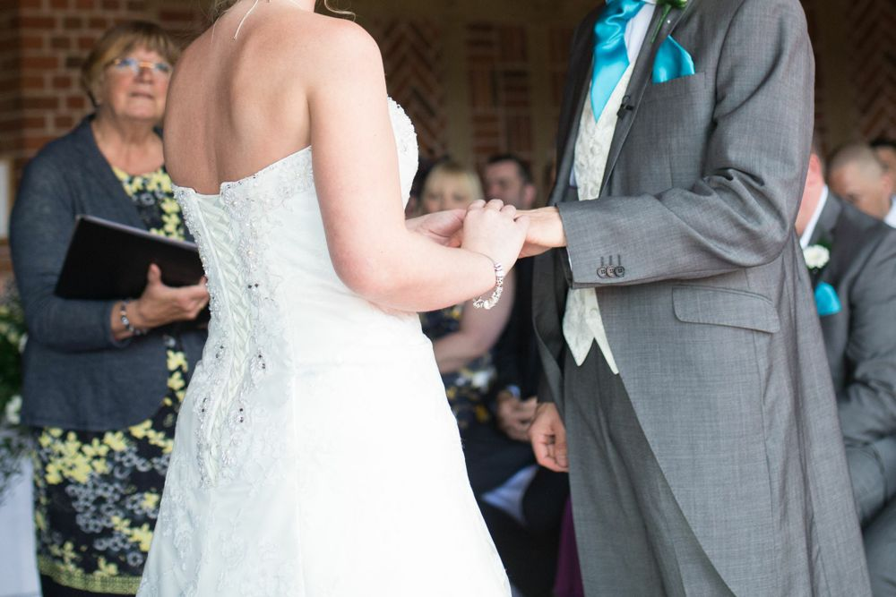 Goldstone Hall Wedding - 2