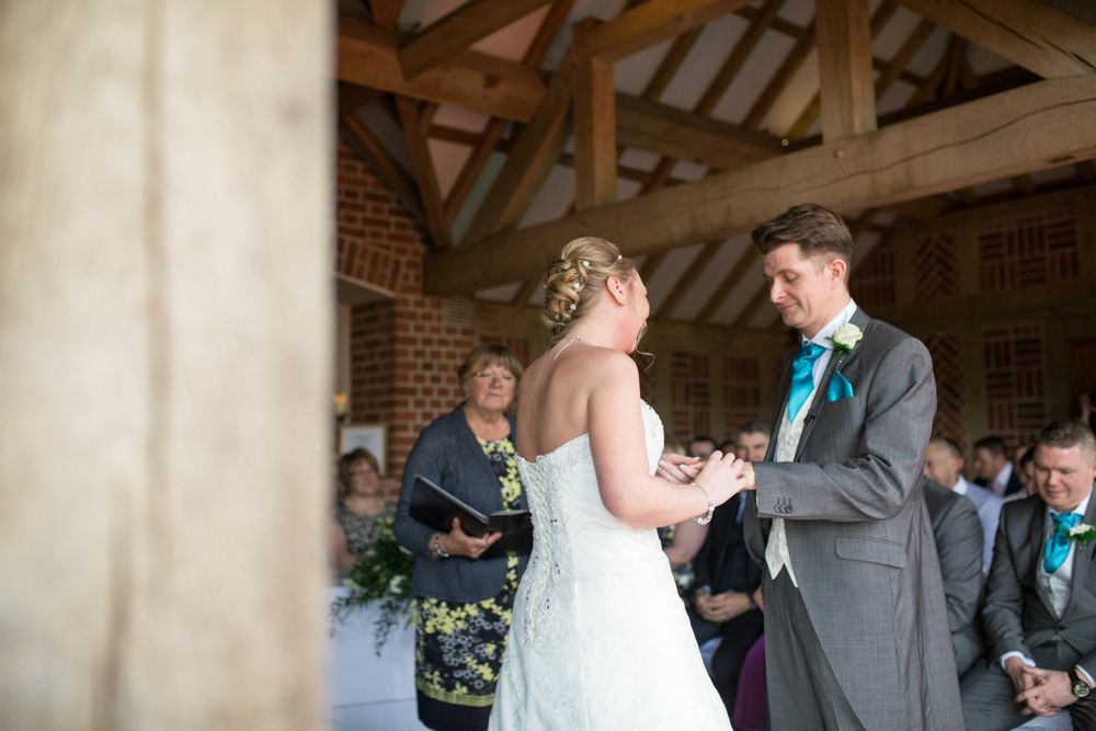Goldstone Hall Wedding - 3