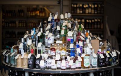 Moonshine & Fuggles Real Ales & Rare Whiskeys Ironbridge