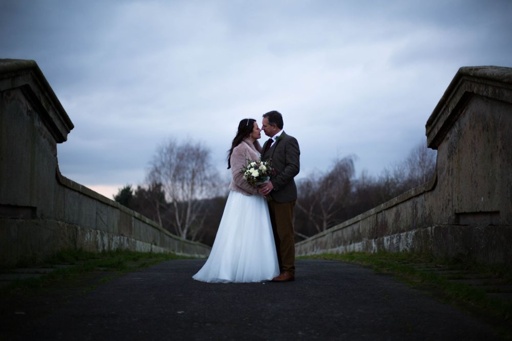 Save £100 on Your Wedding Photography