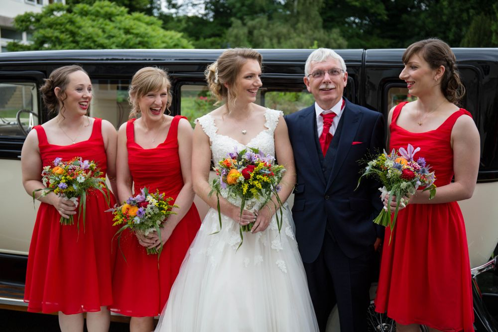 Haughton Hall Wedding - 077