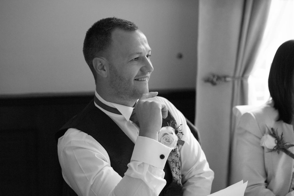 Haughton Hall Wedding - 111
