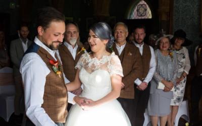 Highbury Hall Wedding – Laura & Chris