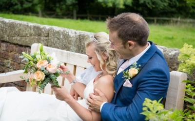Pimhill Barn at Lea Hall Wedding – Ashley & Alan