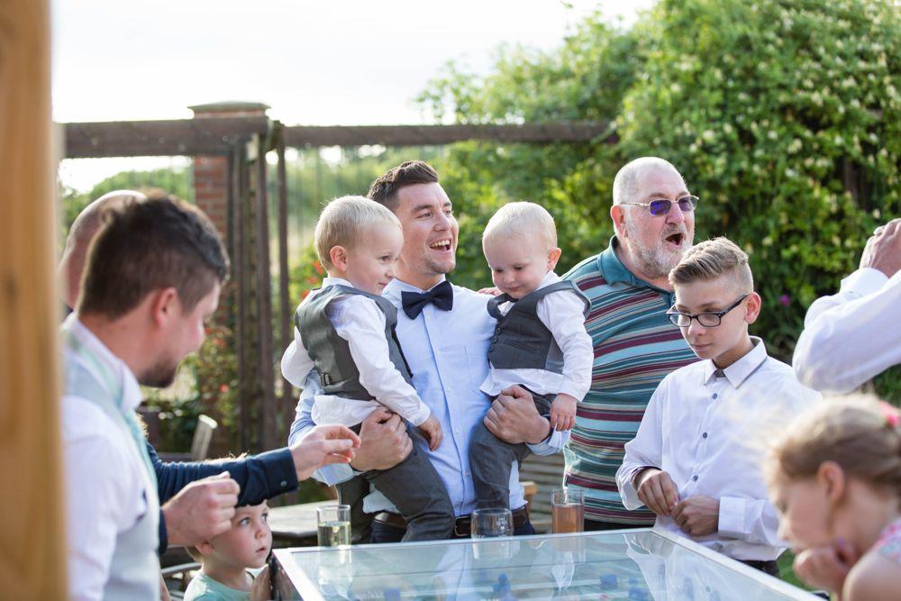Albright Hussey Wedding – Lisa & David
