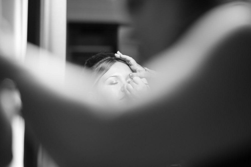 Bridal Prep make Up