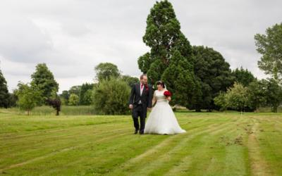 Haughton Hall Wedding – Sarah & David