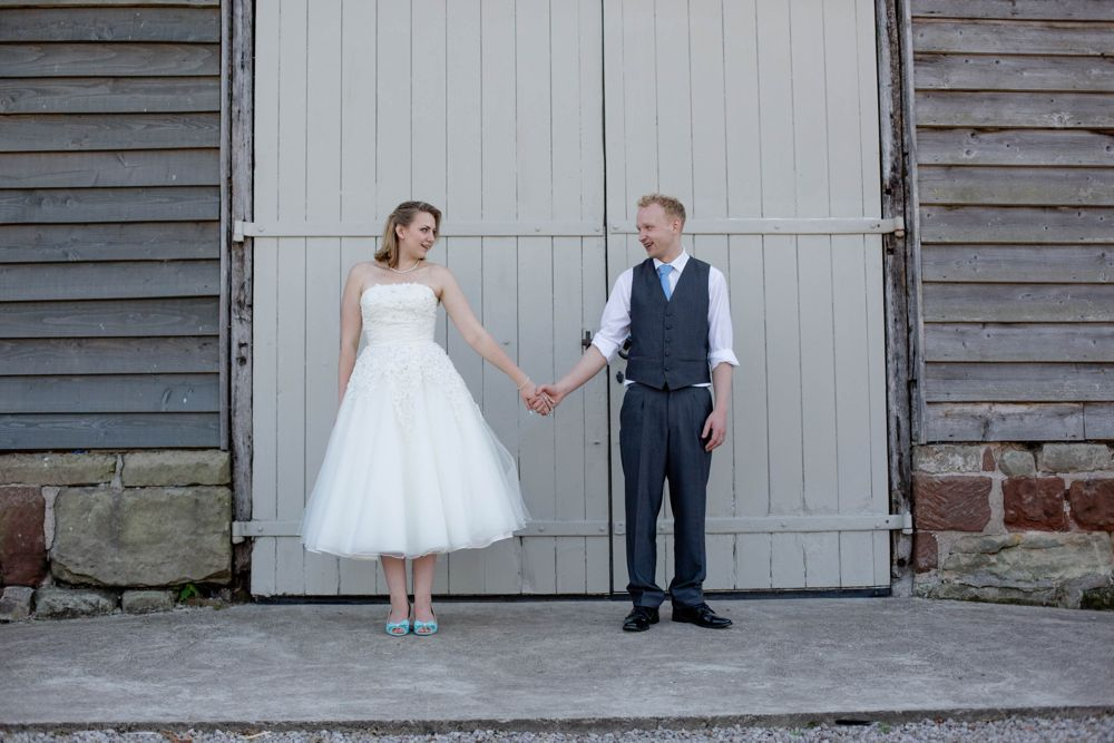 Pimhill Barn Wedding – Kelly & Matt