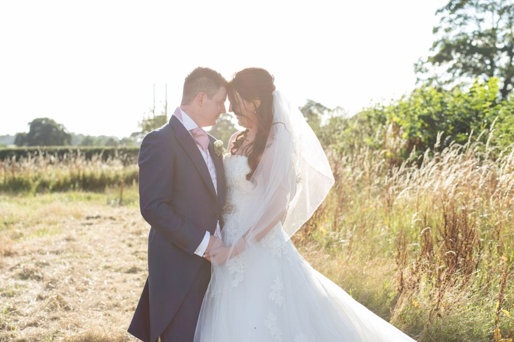 Albright Hussey Wedding – Kirsty & Craig