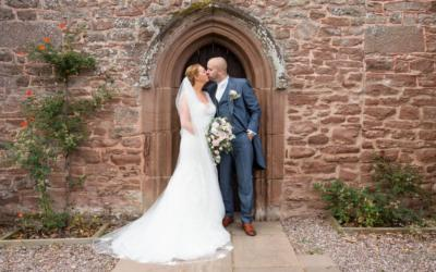 Rowton Castle Wedding – Lisa & Stuart