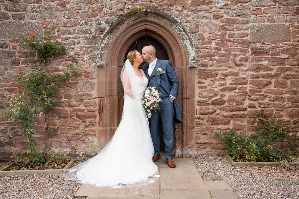 Rowton Castle Wedding – Lisa & Stuart