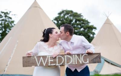 The Wroxeter Wedding – Emma & Rob
