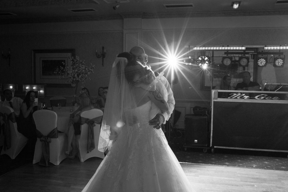 Park House Hotel Wedding - 1674