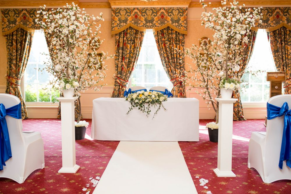 Park House Hotel Wedding - 1676