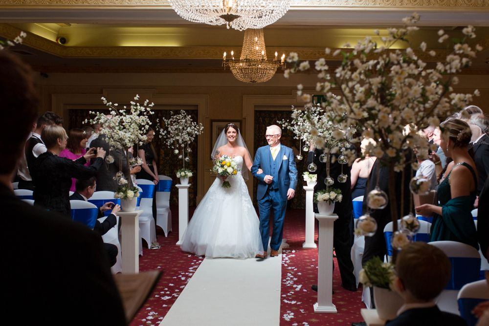 Park House Hotel Wedding - 1691