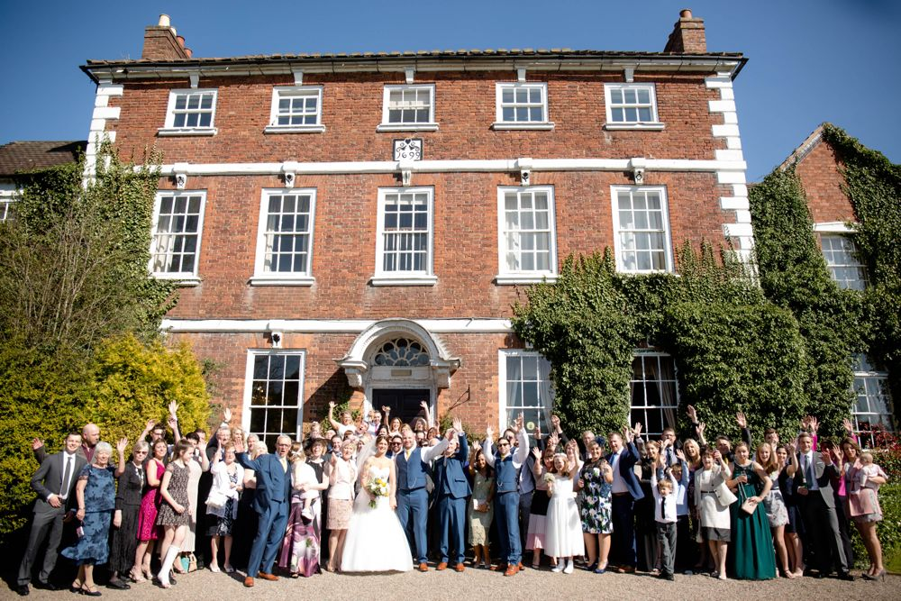Park House Hotel Wedding - 1699