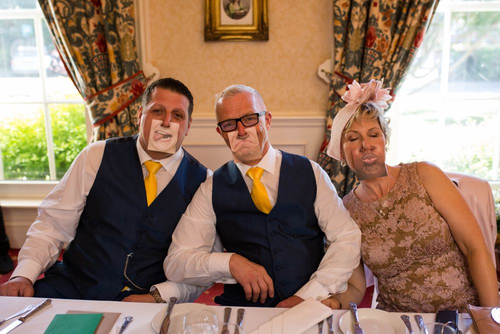 Park House Hotel Wedding - 1706
