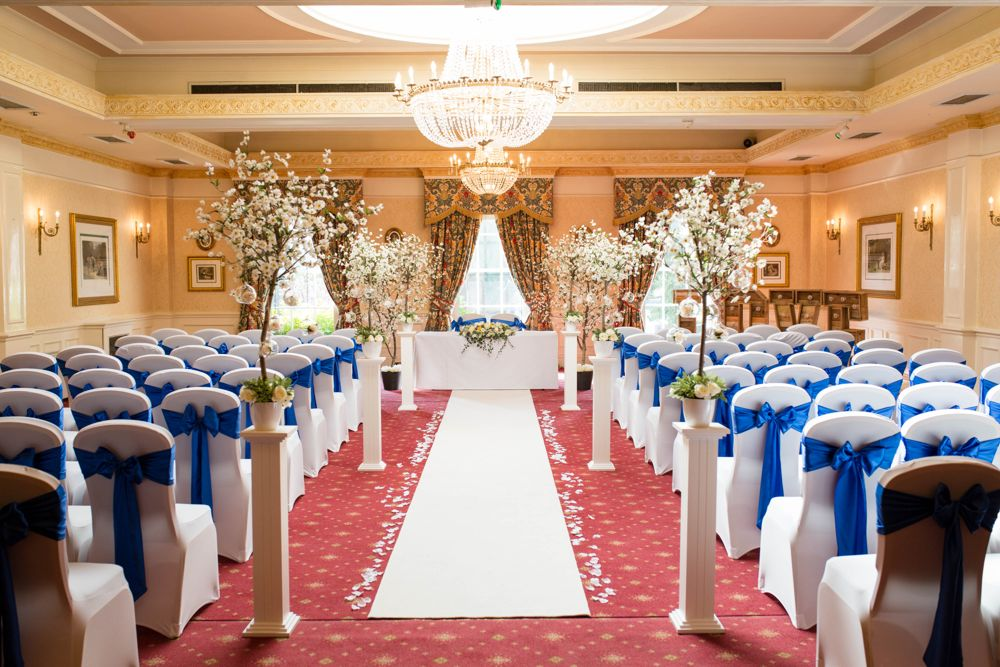 Park House Hotel Wedding - 1716