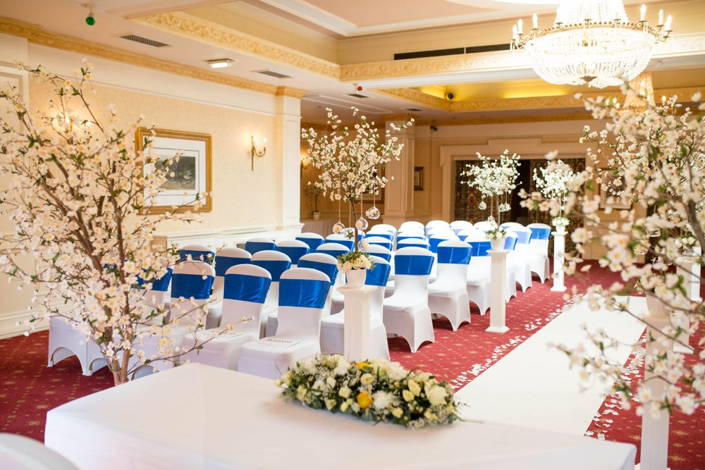 Park House Hotel Wedding - 039