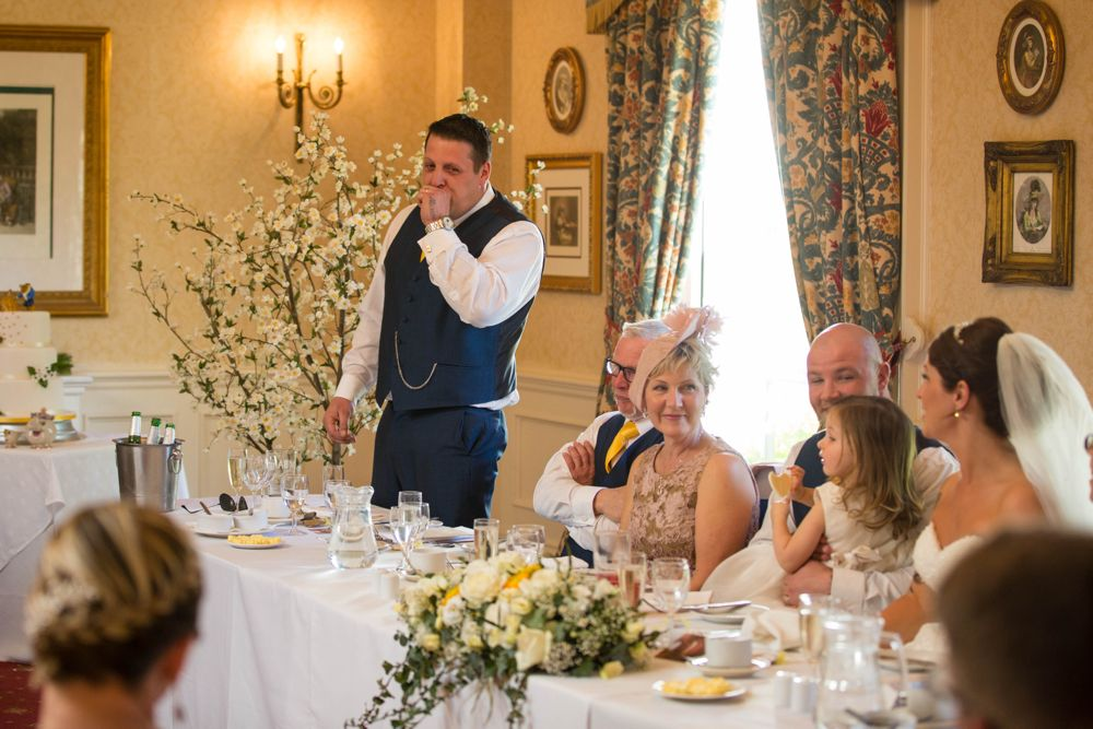 Park House Hotel Wedding - 107
