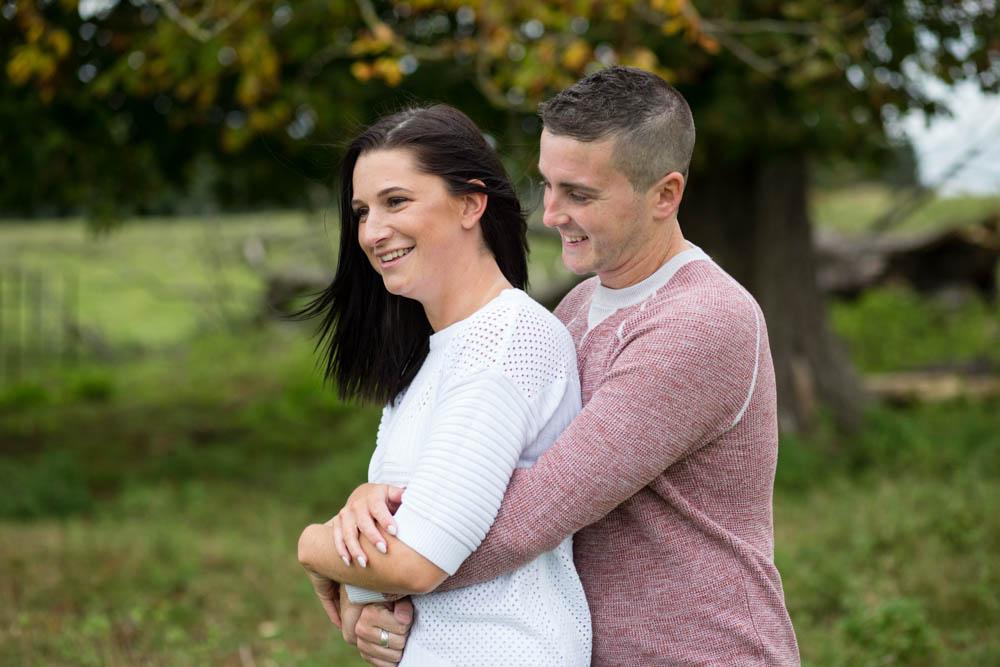 Attingham Park Couple Photo Shoot Summer