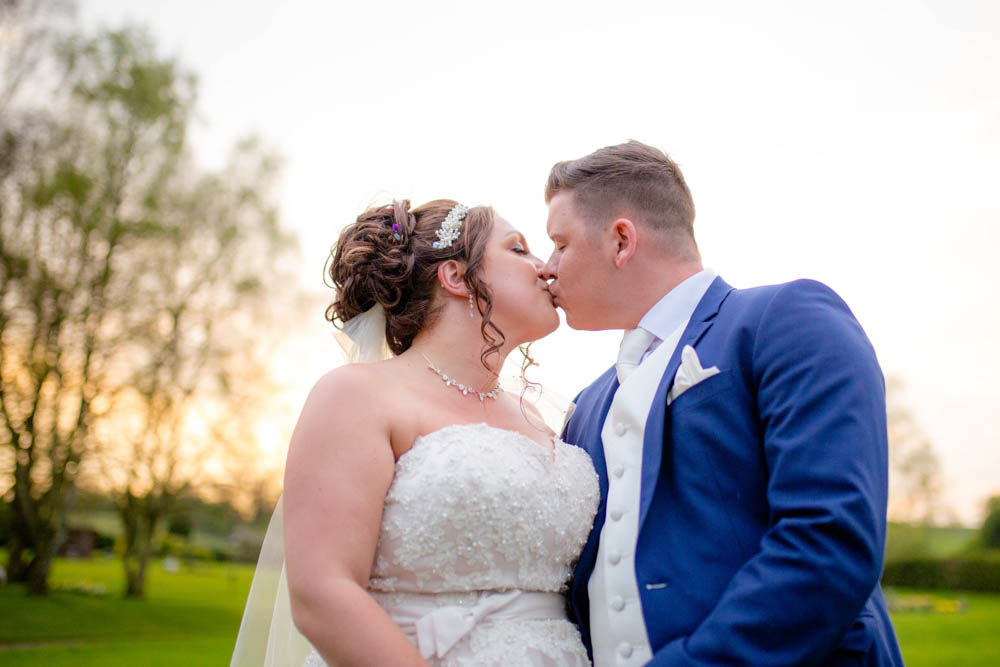 Weston Hall Wedding – Keshia & Dan