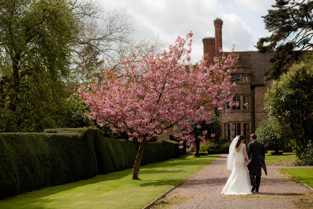 Adcote Hall Wedding – Emma & Scott