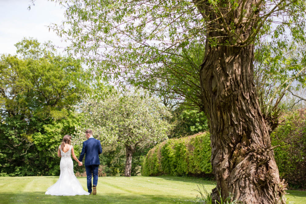Old Vicarage Wedding – Rebecca & Jake