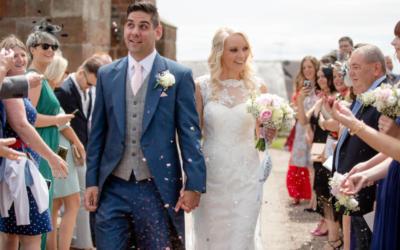 Shropshire Marquee Wedding – Niki & Jonny