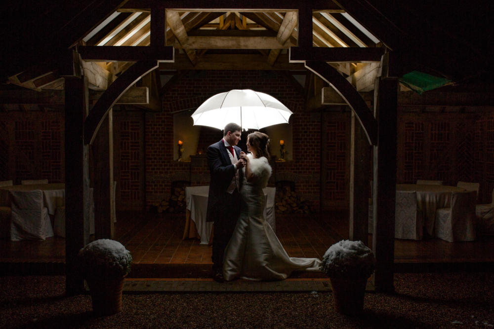 Goldstone Hall Hotel – Vicki & Will
