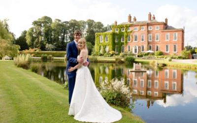 Delbury Hall Wedding – Charlotte & Ben