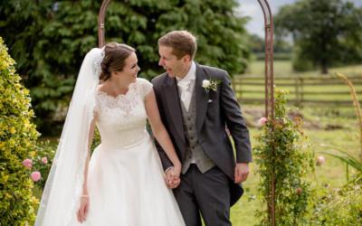Shropshire Farm Marquee Wedding – Louise & Rich