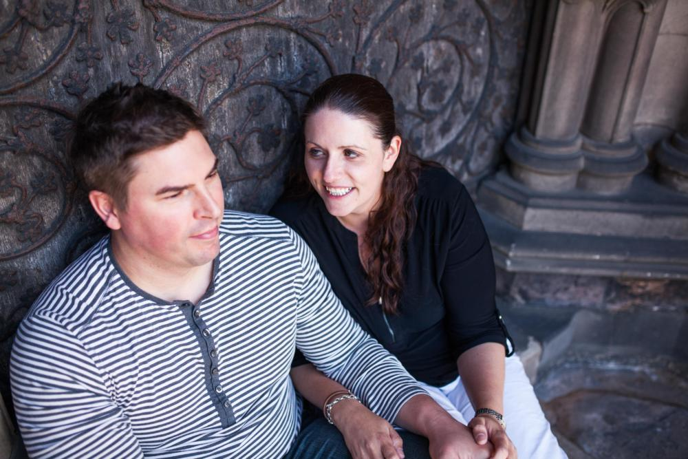 Nicola and Jamie Gough by Helen Howard Photography in Lichfield