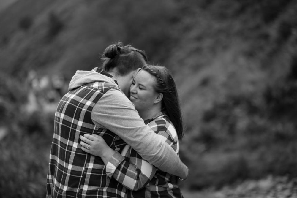 Carding Mill Valley Pre Shoot – Sacha & John