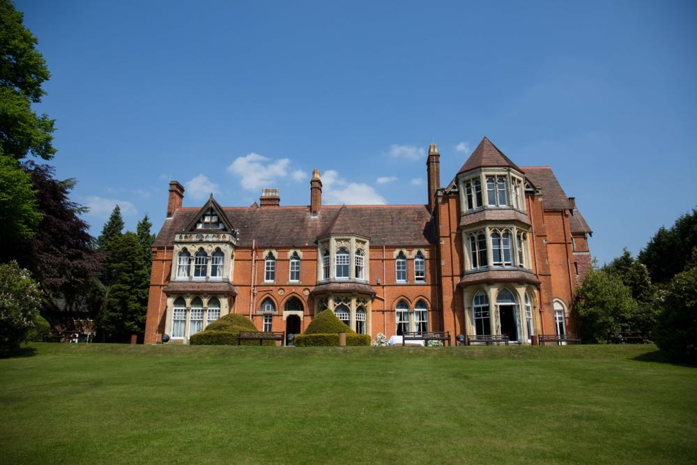 Highbury Hall venue exterior