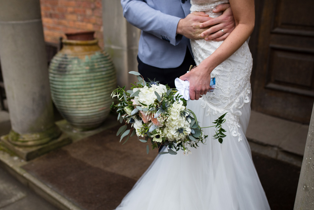 Walcot Hall bouquet