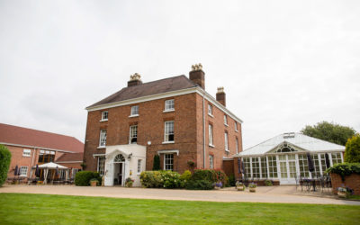 Hadley Park House Wedding Venue