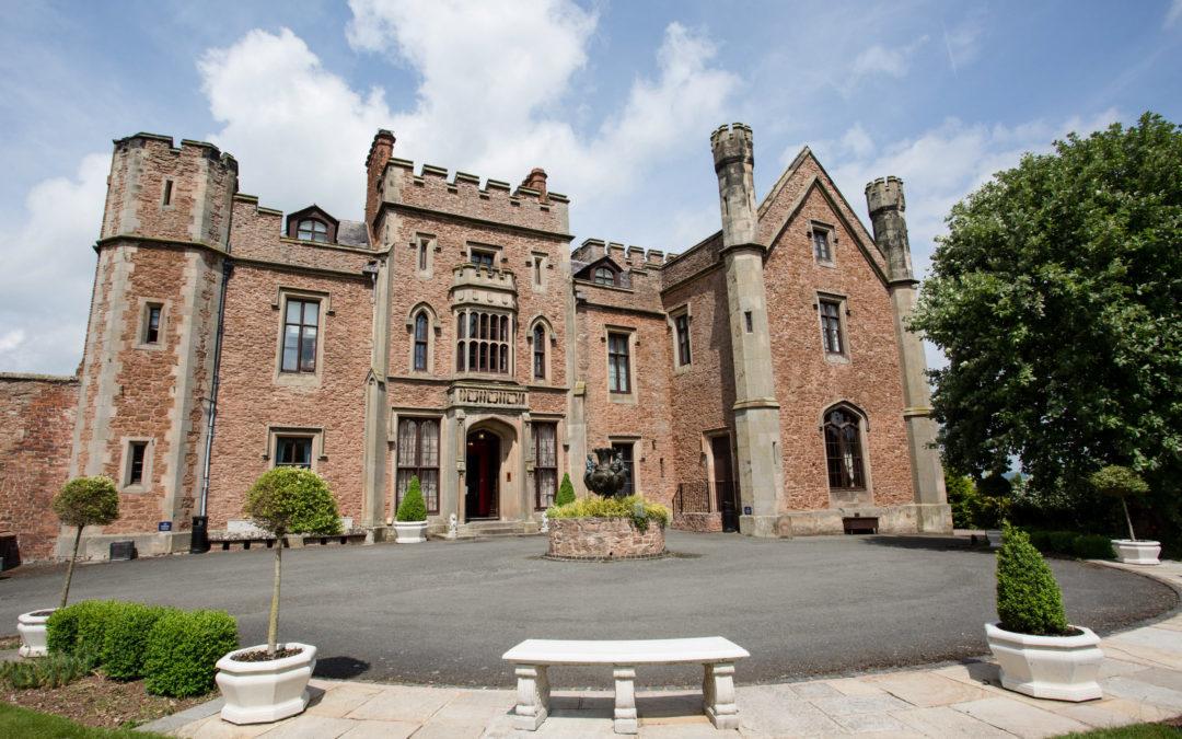 Rowton Castle – Favourite Wedding Venues