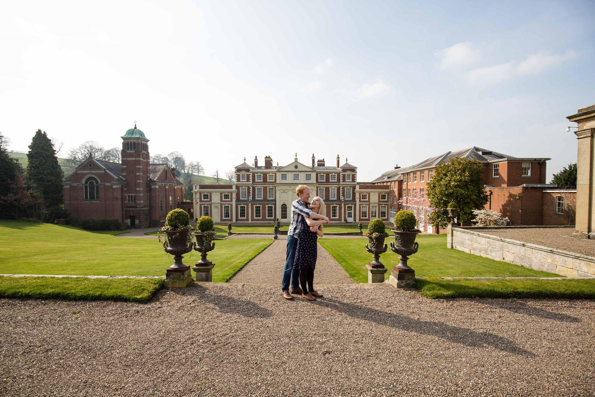 Hawkstone Hall wedding photographer