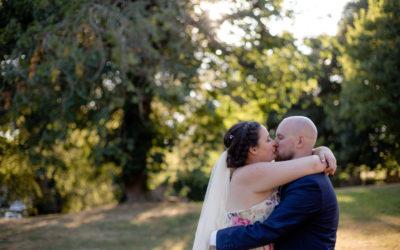 St Tewdrics House Wedding – Sarah & Matt