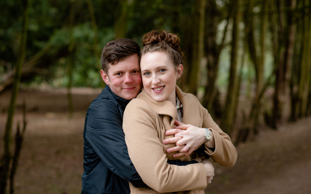 Apley Woods Engagement Session – Jade & John