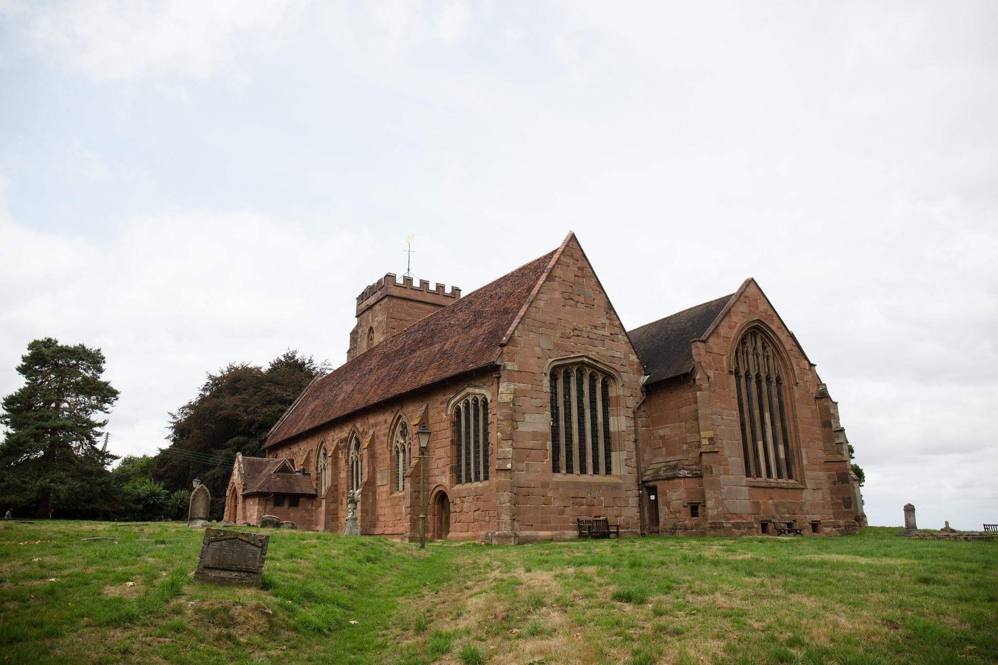 Kinver Church Wedding