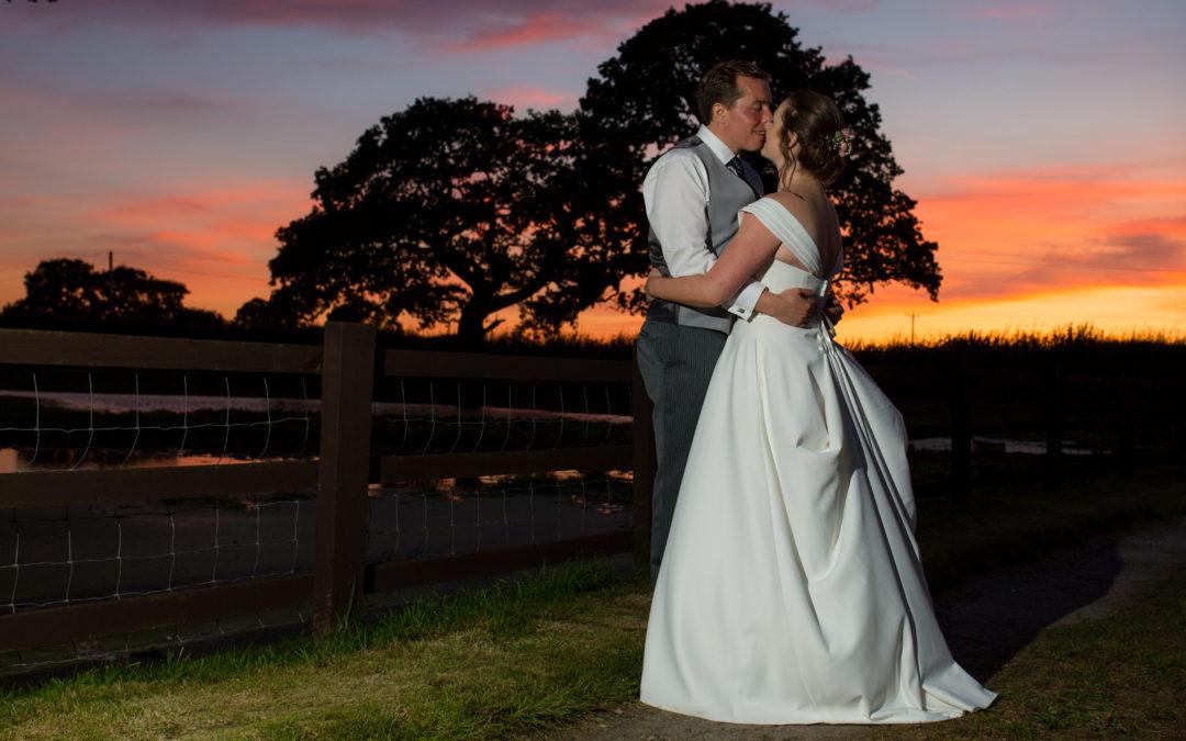Shropshire Farm Marquee Wedding – Zoe & Cam