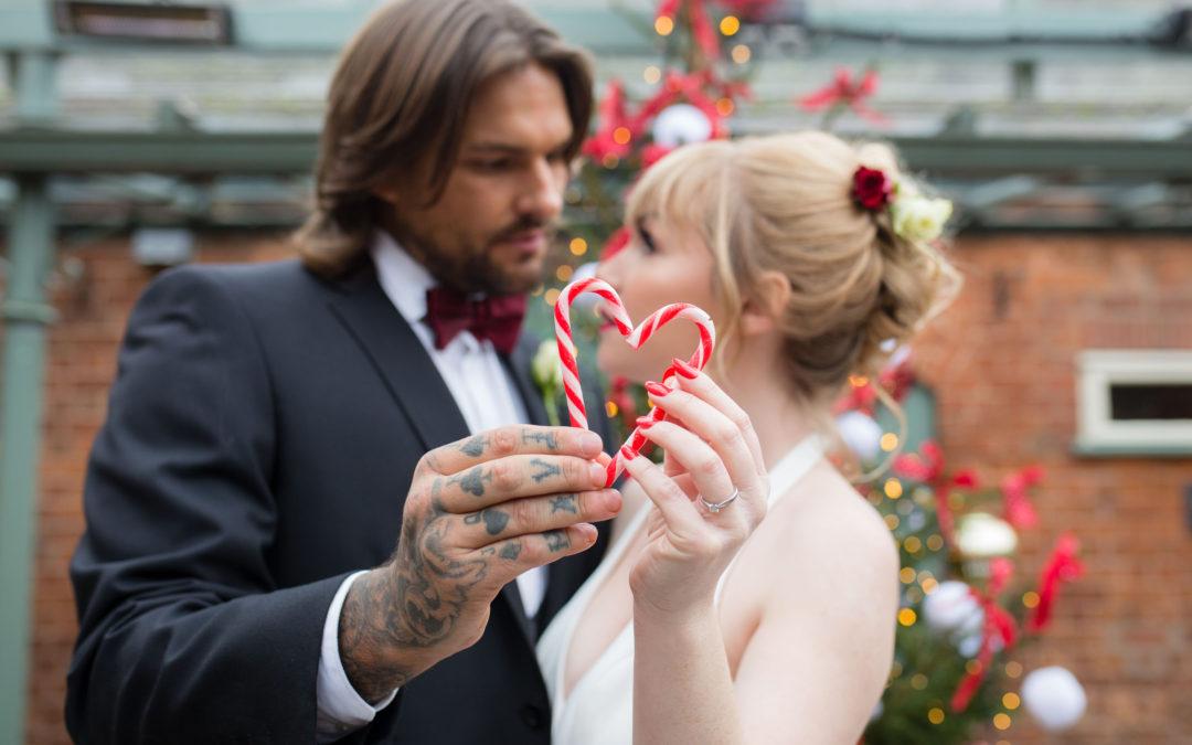Mytton & Mermaid Christmas Wedding