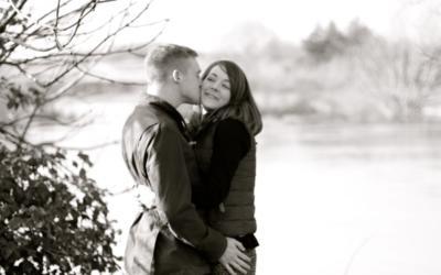 Jess & Chris: Pre Wedding Photo Shoot