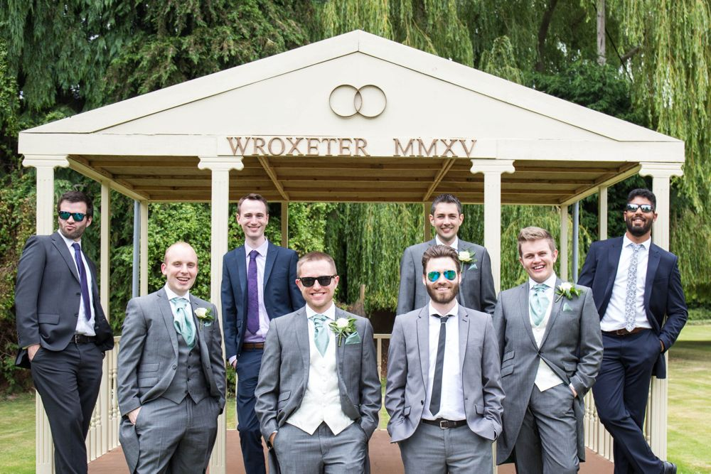 Wroxeter Wedding Photography - 074